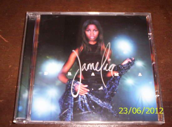 Jamelia - Drama - CD