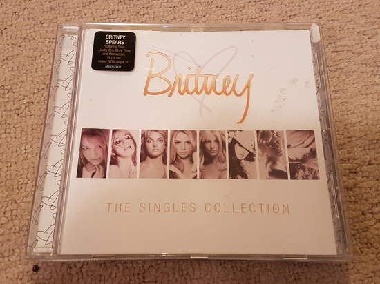 Britney Spears - The Singles Collection - CD