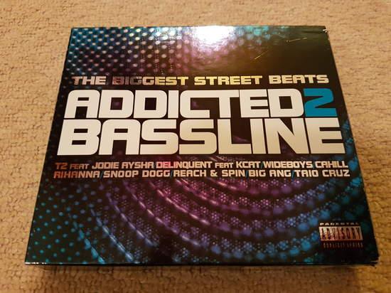 Various Artists - Addicted 2 Bassline - 3CD