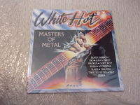 Various Artists - White Hot    Masters Of Metal - LP
