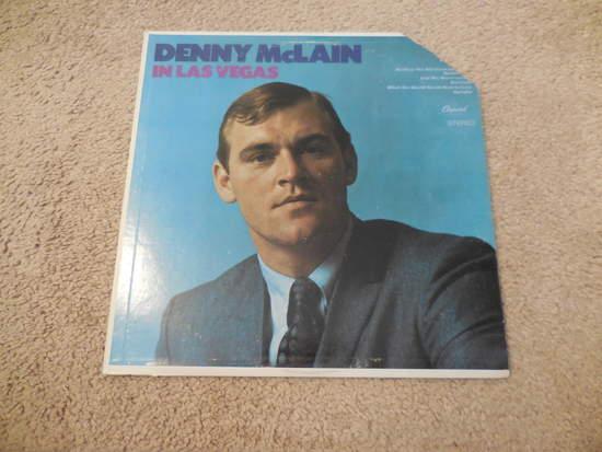 Denny Mclain At The Organ