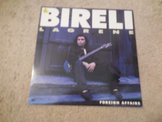 Bireli Lagrene - Foreign Affairs - LP