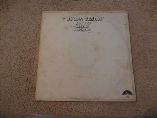 James Taylor & The Original Flying Machine - James Taylor And The Original Flying Machine - LP