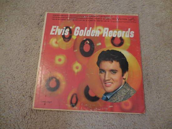 Elvis Presley - Elvis' Golden Records - LP