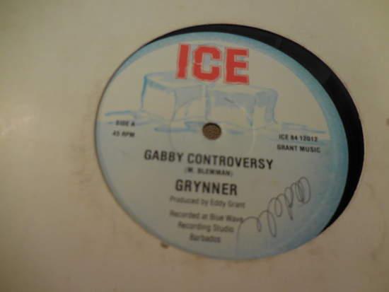 "Grynner - Gabby Controversy - 12"" Mini LP"