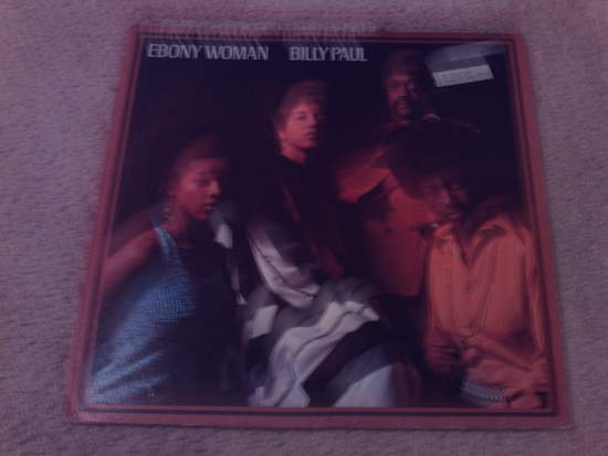 Billy Paul - Ebony Woman - LP