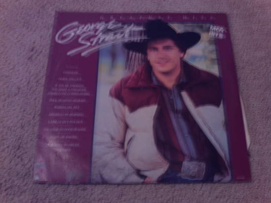 George Strait - Greatest Hits - LP