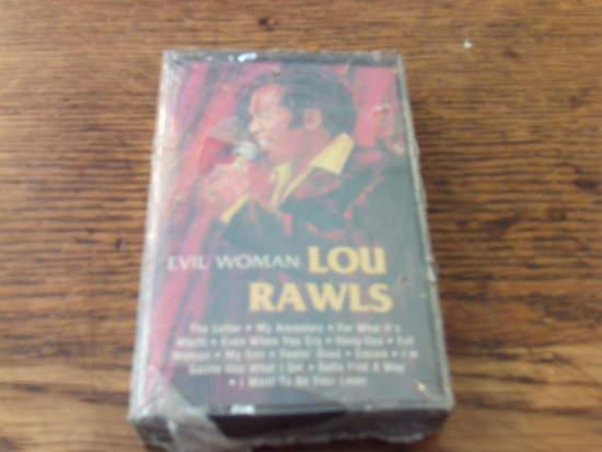 Lou Rawls - Evil Woman - Cassette
