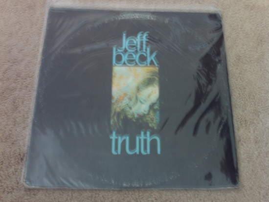 Jeff Beck - Truth - LP