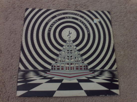 Blue Oyster Cult - Tyranny And Mutation - LP