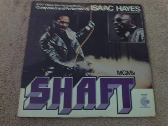 Isaac Hayes - Shaft - 2LP