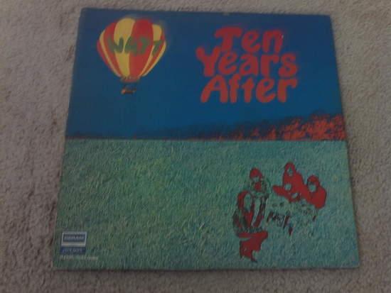 Ten Years After - Watt - LP