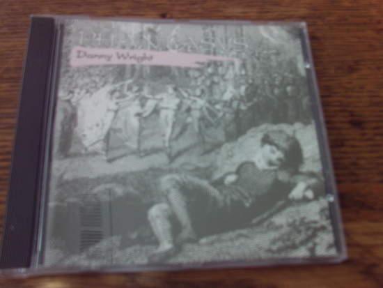 Danny Wright - Phantasys - CD