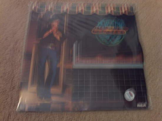 Waylon Jennings - Waylon And Company - LP