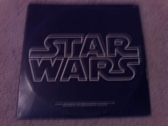 London Symphony Orchestra - Star Wars - LP