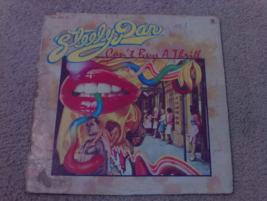 Steely Dan - Can't Buy A Thrill - LP