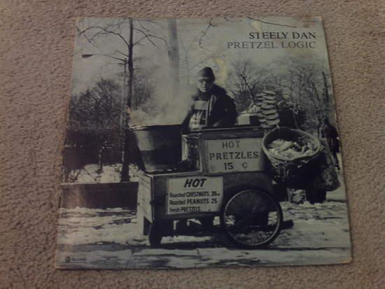 Steely Dan - Pretzel Logic - LP