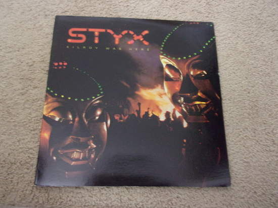 Styx - Kilroy Was Here Album