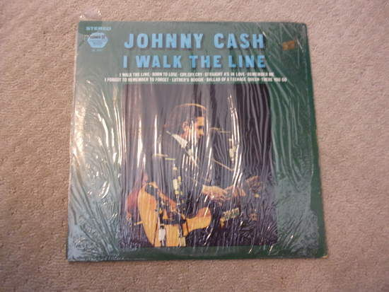 Johnny Cash - I Walk The Line CD