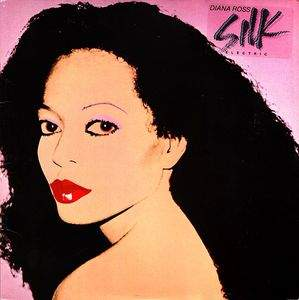 Diana Ross - Silk Electric - LP