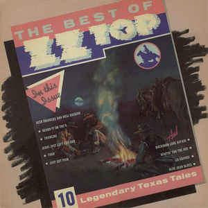 Zz Top - The Best Of Zz Top - LP