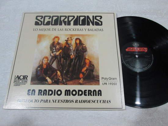 Scorpions - Best Of Rockers N Ballads - LP