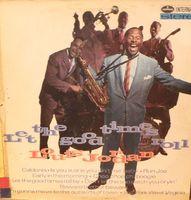 Louis Jordan - Let The Good Times Roll - LP