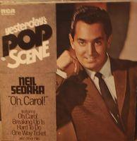 Neil Sedaka - Yesterday's Pop Scene - LP