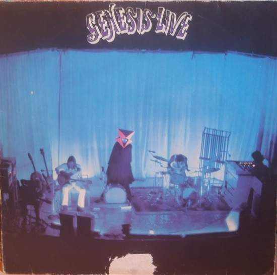 Genesis - Genesis-live