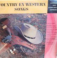 Artiesten - Country En Western Songs - LP