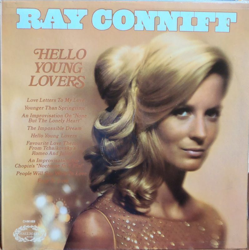 Ray Conniff - Hello Young Lovers - LP