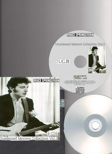 Bruce Springsteen - Unreleased Masters Collection Vol.2 (6cd) - 6CD