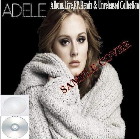 Adele - Album,live,ep,remix & Unreleased Collection Vol.1 (8cd) - CD