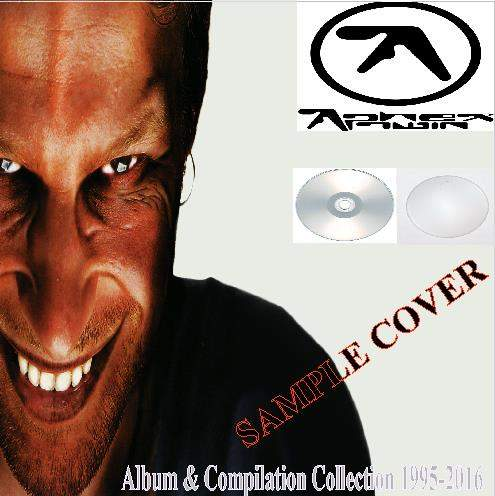 Aphex Twin - Album & Compilation Collection 1995-2016 (9cd) - CD