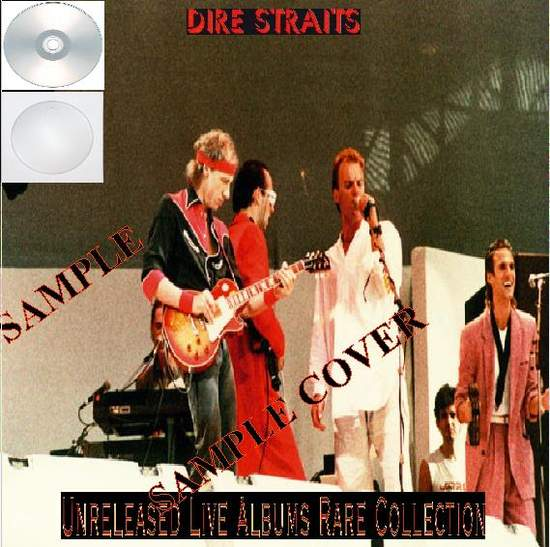 Dire Straits - Unreleased Live Albums Rare Collection 1978-1992 Vol.2 (19cd) - CD