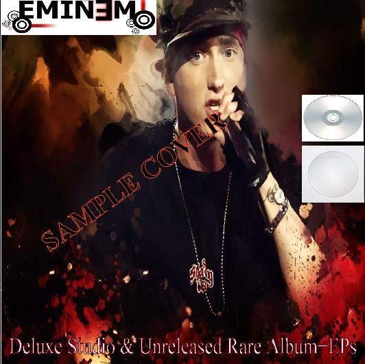 Eminem - Deluxe Studio & Unreleased Rare Album+eps Vol.3 (12cd) - CD