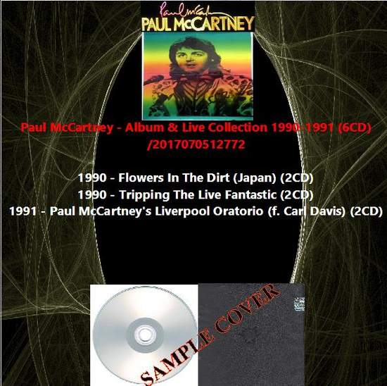 Album And Live Collection 1990