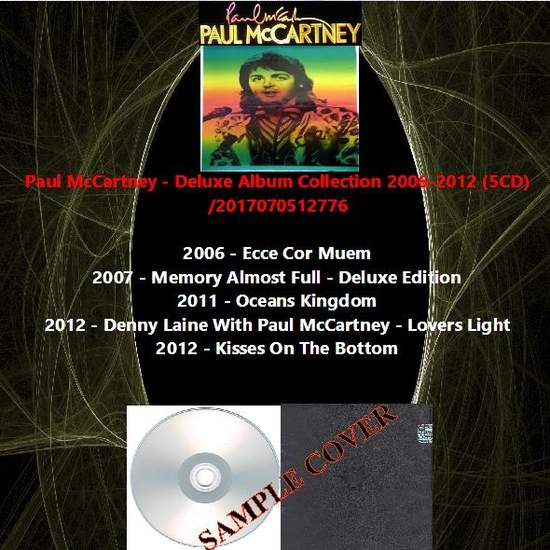 Deluxe Album Collection 2006