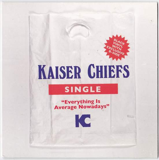 Kaiser Chiefs - Everything Is Average Nowadays - 7""