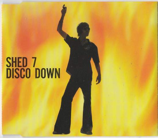 Shed 7 - Disco Down - CD Single
