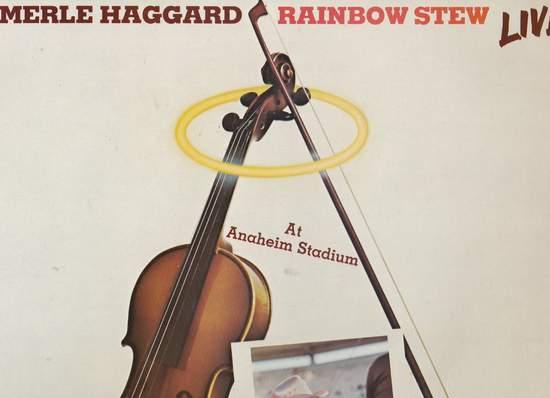 Haggard,merle - Rainbow Stew Live - LP