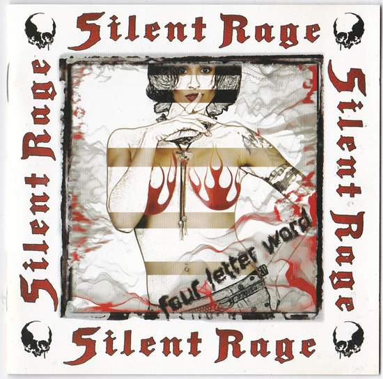 Silent Rage - Four Letter Word - CD