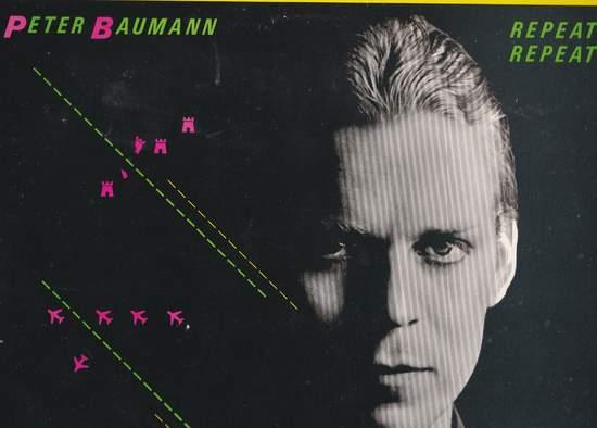 Baumann,peter - Repeat Repeat - LP