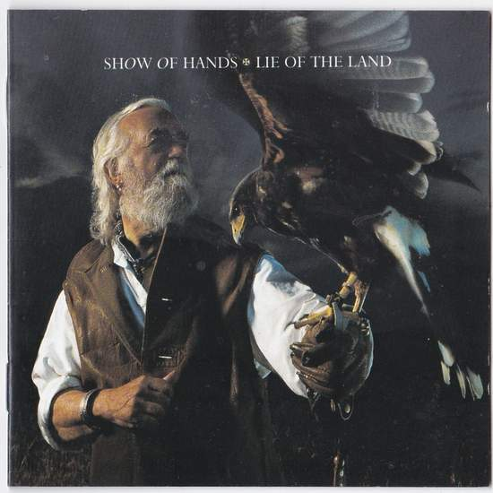 Show Of Hands - Lie Of The Land - CD