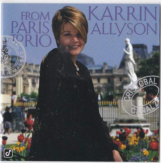 Allyson,karrin - From Paris To Rio - CD