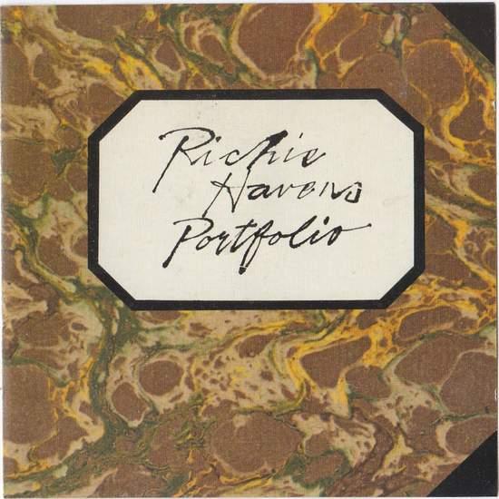 Havens,richie - Portfolio - CD