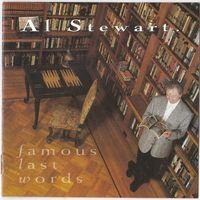 Stewart,al - Famous Last Words - CD