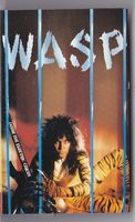 Wasp - Inside The Electric Circus - Cassette