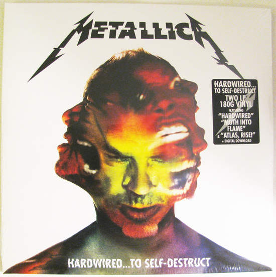Metallica - Hardwired...to Self-destruct - 2LP