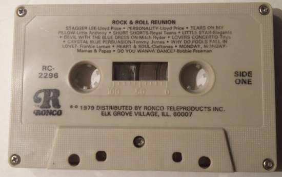 Various - Rock & Roll Reunion - Cassette